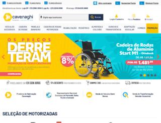 cavenaghi.com.br screenshot