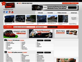 cavendre.com screenshot