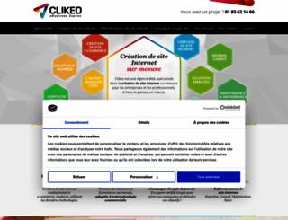 caveonline.clikeo.com screenshot
