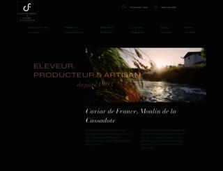 caviardefrance.com screenshot