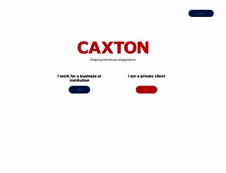 caxtonfx.com screenshot