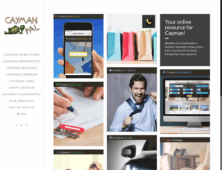 caymanpal.com screenshot