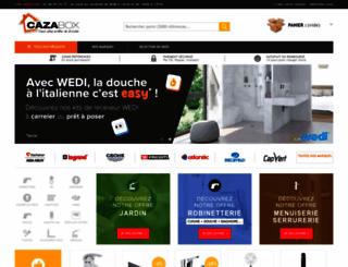 cazabox.com screenshot