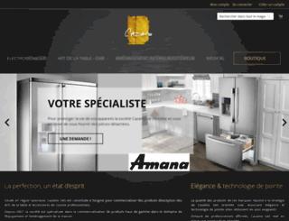cazamo.com screenshot