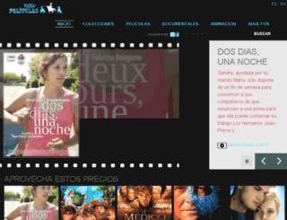 cazapeliculas.com screenshot