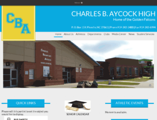 cba324.waynecountyschools.org screenshot