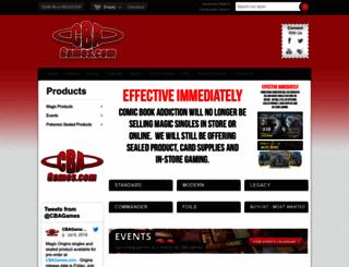 cbagames.com screenshot
