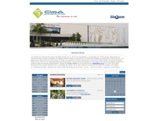 cbalaf.tcpr.com screenshot