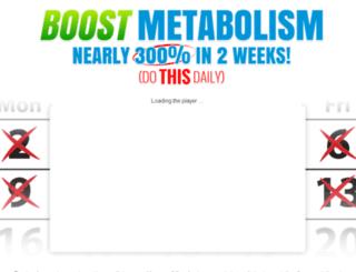 cbathletic.turnupyourmetabolism.com screenshot