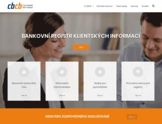 cbcb.cz screenshot