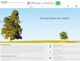 cbcindia.com screenshot