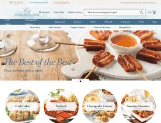 cbcrabcakes.com screenshot