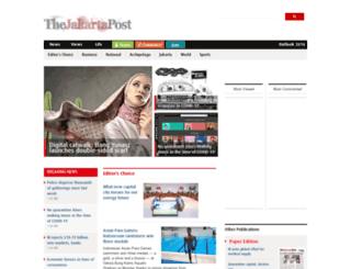 cbe.thejakartapost.com screenshot