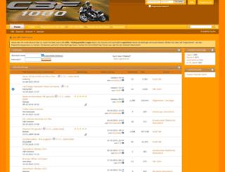 cbf-1000.de screenshot