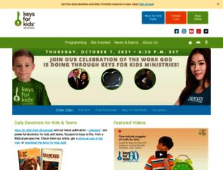 cbhministries.com screenshot