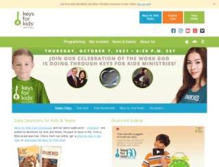 cbhministries.org screenshot