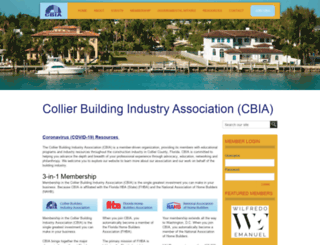 cbia.net screenshot