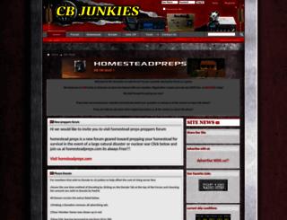 cbjunkies.com screenshot
