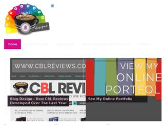 cbldesigns.blogspot.com screenshot