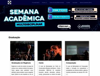 cbm-musica.edu.br screenshot