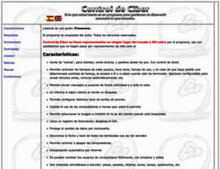 cbm.com.ar screenshot