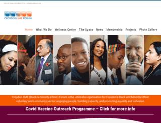 cbmeforum.org screenshot