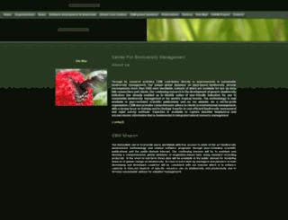 cbmglobe.org screenshot