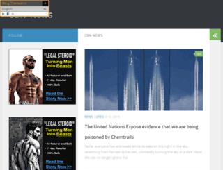 cbn-news.com screenshot
