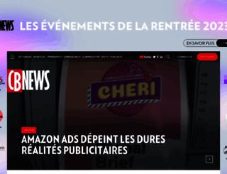 cbnews.fr screenshot