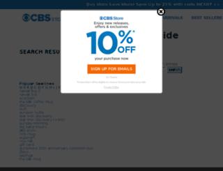 cbs.resultspage.com screenshot