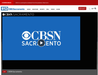 cbs13.com screenshot