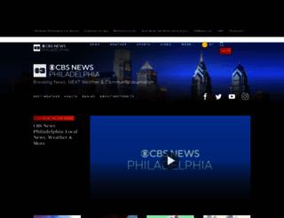 cbs3.com screenshot
