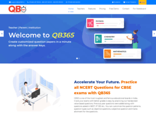 cbse.qb365.in screenshot