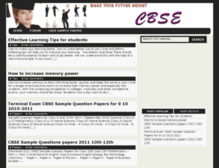 cbse.sabkuchh.com screenshot