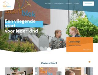 cbshetstartblok.nl screenshot