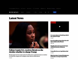 cbsnews.com screenshot