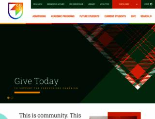 cbu.ca screenshot