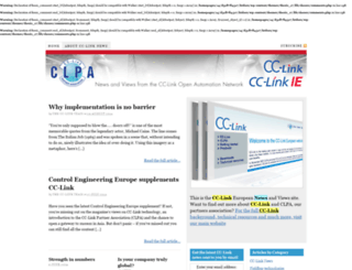 cc-link-news.eu screenshot