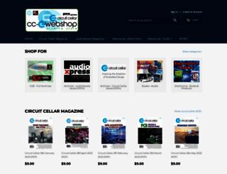cc-webshop.com screenshot