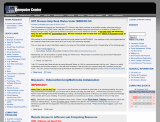 cc.jlab.org screenshot