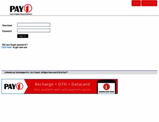cc.pay1.in screenshot