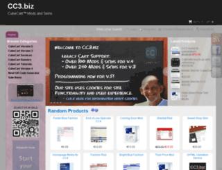 cc3.biz screenshot