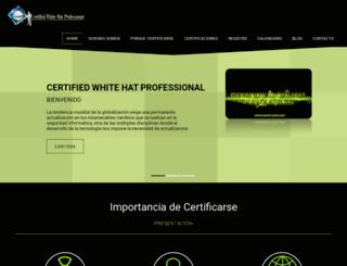 ccat.edu.mx screenshot