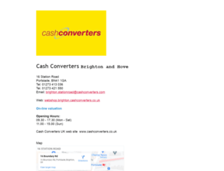 ccbrighton.com screenshot