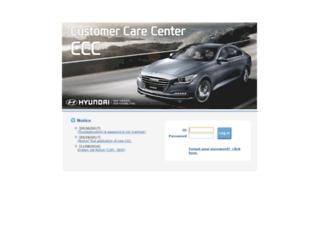 ccc.hyundai-motor.com screenshot