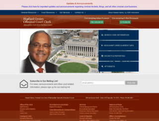 ccc.nashville.gov screenshot