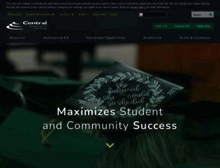 cccneb.edu screenshot