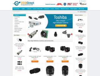 ccddirect.com screenshot