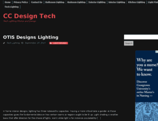 ccdesigntech.com screenshot