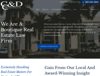 ccdlegal.com screenshot